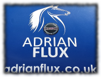 Adrian Flux Insurance logo white